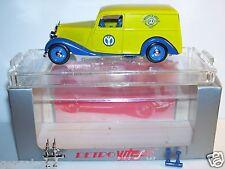 VITESSE MERCEDES BENZ 170 VAN WARTECK BIER BEER BIERE REF 295 1/43 IN BOX
