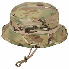 GI RipStop Military Army Jungle Special Forces Short Brim Bush Hat MTP Multicam