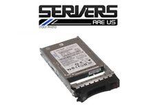 "IBM 300GB 2.5"" Hard Drive 42D0648 10K SAS 6g 42D0647"