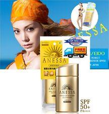 Shiseido ANESSA Perfect UV Sunscreen Aqua Booster SPF50+/PA++++ 60ml  Japan NIB