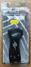 USE race stem. 80mm x 8 deg 31.8mm bars 1 1/8 steerer. Black. New.