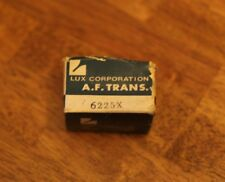 LUXMAN 6225X transformer NOS with OEM box & papers!