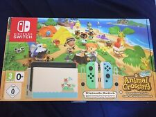 Nintendo Switch Animal Crossing Box Only