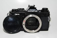 OLYMPUS OM4 35MM FILM CAMERA BODY