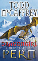 Dragongirl (The Dragon Books), McCaffrey, Todd, Very Good Book