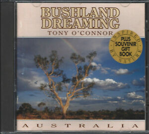 TONY O'CONNOR Bushland Dreaming CD *NEW AGE Relaxation