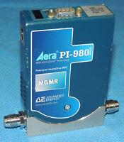 Advanced Energy Aera PI-980 Pressure Insensitive MFC Ar Gas 10000 SCCM