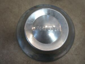 1954 Ford Mainline exterior wheel hub cap trim cover hot rod rat rod parts 10""