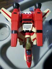 Vintage G1 Transformers Jetfire 1985 lot - Bandai -