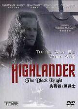 Highlander-The Black Knight [New DVD] Hong Kong - Import, NTSC Format