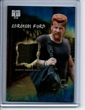 Walking Dead Road to Alexandria Relics Card R-AF Abraham Ford 01/50