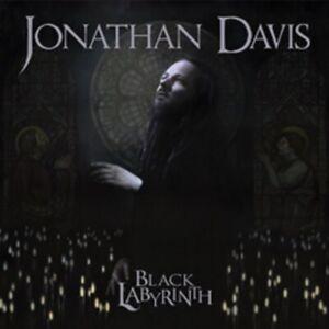 Jonathan Davis - Black Labyrinth - Marbled Smoke Vinyl 2LP
