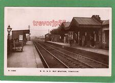 More details for s e & c railway station fawkham nr longfield brands hatch rp pc 1916 ref l978