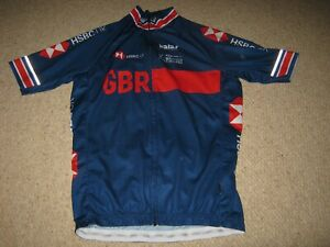 Team GB Great Britain Kalas cycling jersey [4 (Large)] ..
