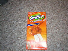 New & Factory Sealed Swiffer Carpet Flick 12 Cleaning Cartridges Refill Box