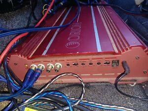 orion hcca 5000.1D amplifier
