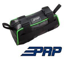 PRP Seats Baja Bag - Black / Green for Universal UTV Jeep RZR Rhino Teryx Other