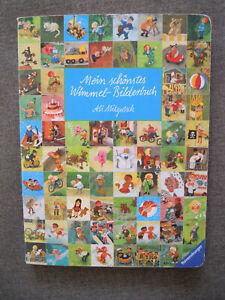Mein großes Wimmel Bilderbuch Ali Mitgutsch Ravensburger Pappseiten großes Forma