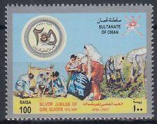 Oman 1997 ** Mi.429 Pfadfinder Scouts Scouting