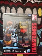 Transformers Studio Series 86 Grimlock