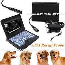 CONTEC CMS600P2 Veterinary Bovine&equine Ultrasound Scanner &endorectal probe