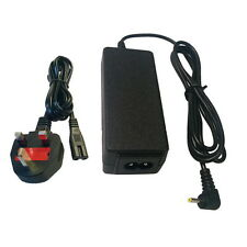 Laptop Ac Adaptador Cargador Para Asus Eee Pc R101 r105 1005p + plomo cable de alimentación