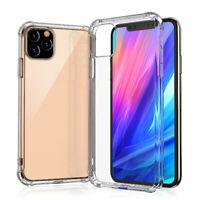 Handy Hülle iPhone 11 12 Mini Pro Max Case Transparent Klar Schutzhülle Cover
