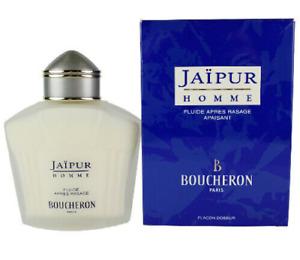 JAIPUR HOMME By BOUCHERON Men 100ml-3.3oz After Shave Balm  DISCONTINUED (BB15
