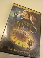 Dvd  LA INVENCION DE HUGO ( precintado nuevo )5 oscar