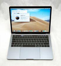 "Apple MacBook Pro Touchbar 13"" i5 2.3GHz 16GB 500GB SSD 2018 A1989 Thunderbolt 3"