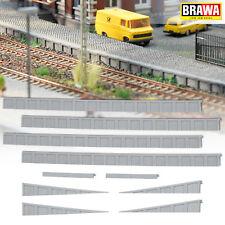 BRAWA 2869 H0 Bahnsteigkanten ++ NEU & OVP ++