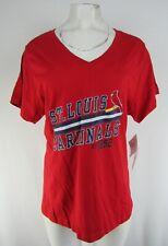 St. Louis Cardinals MLB Genuine Merchandise Women's Plus Size T-Shirt