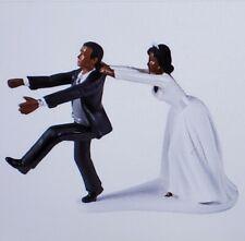 Wilton Wedding Cake Topper HUMOROUS: Oh, No you don't (free shipping)