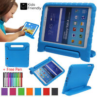 For Samsung Galaxy Tab A 9.7 SM-T550 T551 T555 Kids Shockproof Case Cover Stand