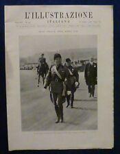 ILLUSTRAZIONE ITALIANA - N. 44/1928 - V° MARCIA SU ROMA - EXP TORINO -PAD. VINO