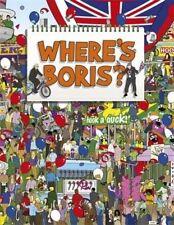 Where's Boris? by Various (Hardback, 2014)