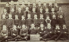 Oxford. S. Thomas' School Boys Group III.