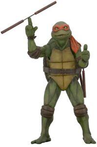 Teenage Mutant Ninja Turtles (1990) - Michelangelo 1:4 Scale Action Figure
