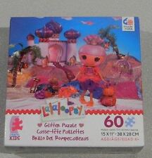 Lalaloopsy Glitter Series Puzzle Sahara Mirage 60 piece by Ceaco SEALED NEW