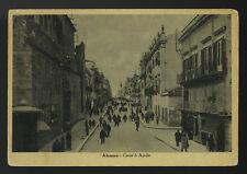 cartolina ALCAMO corso 6 aprile
