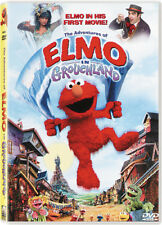 The Adventures of Elmo in Grouchland [New DVD] Ac-3/Dolby Digital