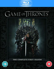 Game of Thrones Season 1 DVDs & Blu-rays
