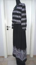Vintage-Kleider aus Mischgewebe für Damen in Größe 38