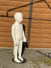 CHILDRENS MANNEQUIN WITH STAND