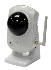 New Sercomm RC8230D wired/wireless indoor IP camera Digital Life