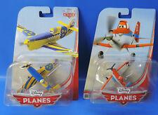 Mattel Disney Planes  / 2er Set /   Dusty Crophopper  / plus  Gunnar Viking
