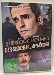 DVD - Sherlock Holmes - Der Seidenstrumpfmörder - FSK 12