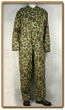 WWII US Army USMC Camo HBT Utility Tanker Coverall M (42R)