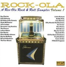 Various Artists-Rock-ola - A Rev-ola Rock & Roll Sampler Vol (US IMPORT)  CD NEW