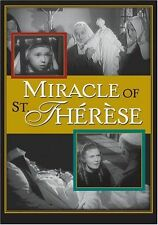 MIRACLE OF ST. THERESE(1952) NEW DVD Black & White